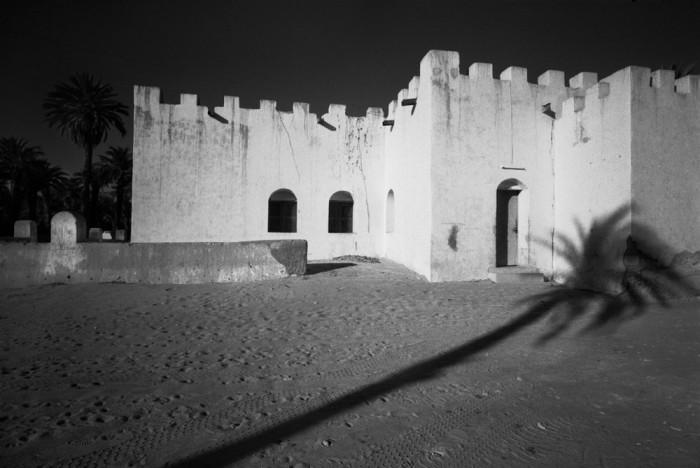 Регион Борку, который находится на севере Чада.