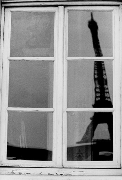 Самая узнаваемая архитектурная достопримечательность Парижа.