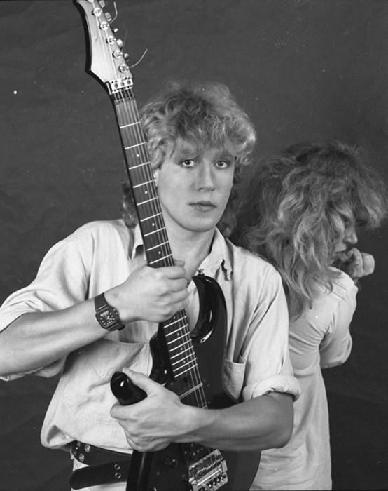 Владимир Кузьмин и Алла Пугачева, 1986 год.