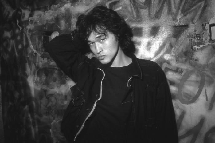 Легенда советский рок-музыки.