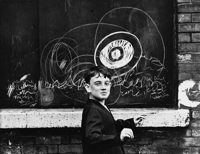 Англия, Манчестер, 1967 год.
