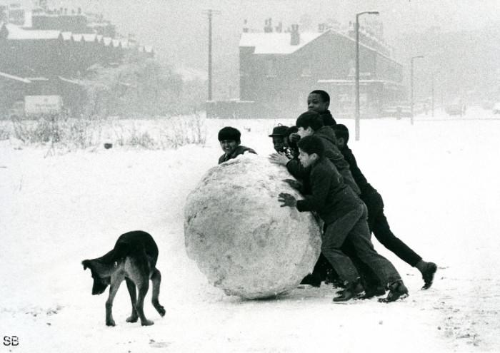Любимая детская забава. Англия, Хьюм, 1965 год.