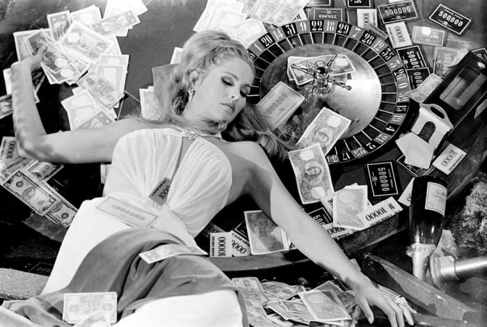 Швейцарская киноактриса и секс-символ 1960-х годов.