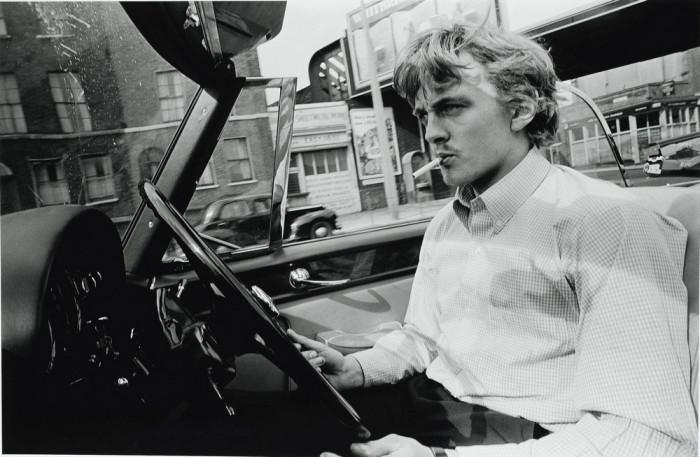 Дэвид Хеммингс. Лондон, 1966 год.