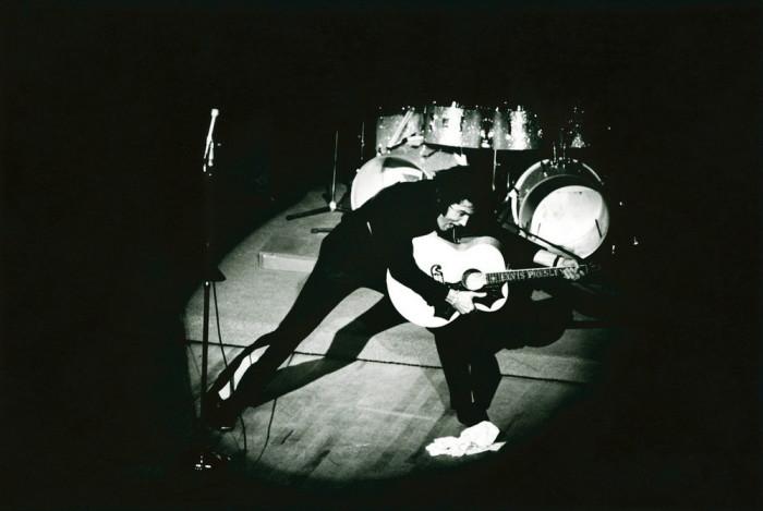Американский певец и актёр. США, Лас-Вегас, 1964 год.