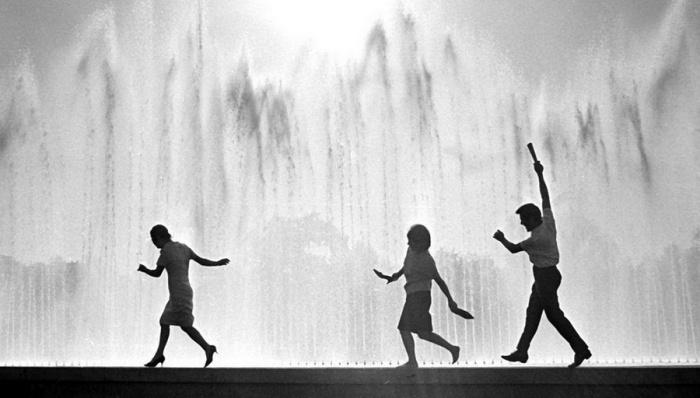 Летняя радость для детей и взрослых.