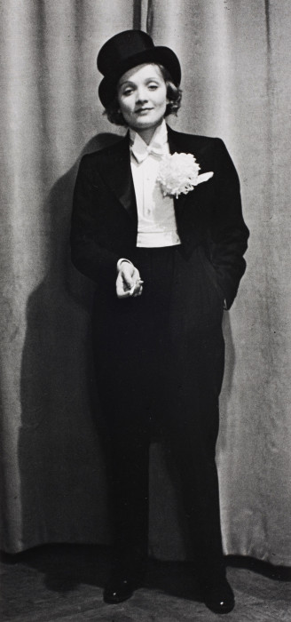 Марлен Дитрих. Берлин, 1929 год.