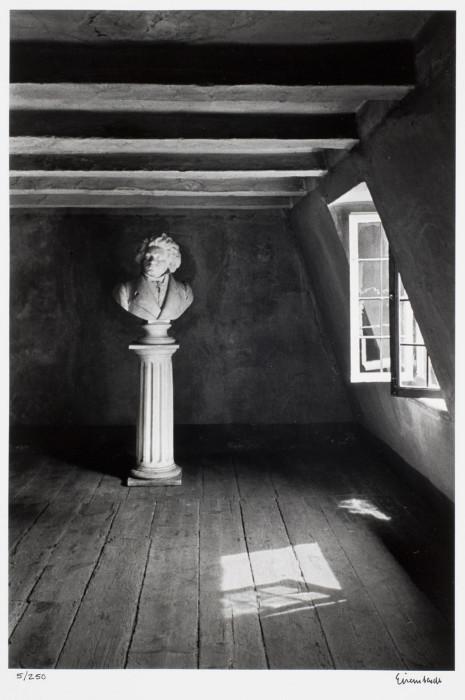 Комната, где родился Бетховен. Бонн, Германия, 1979 год.
