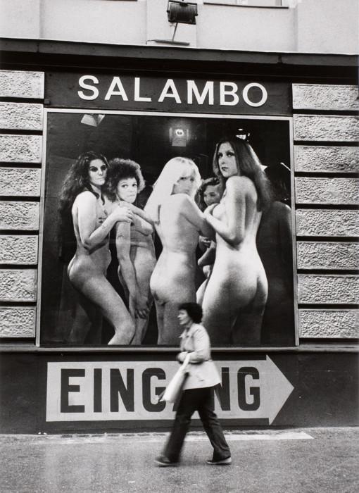 Ночной клуб «Саламбо» в Западном Берлине. Германия, 1979 год.