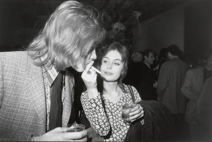 Корпоративная вечеринка. Соединённые Штаты Америки, Нью-Йорк, 1969 год.