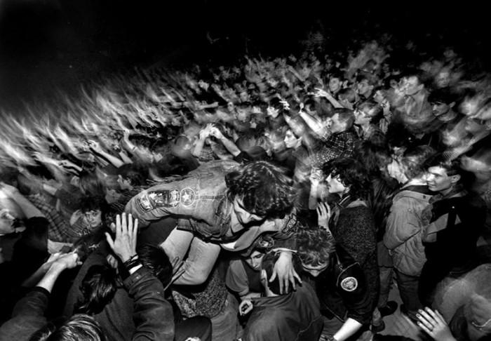 Рок-концерт в Кремле.
