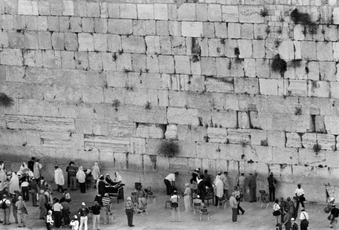 Величайшая святыня иудаизма.