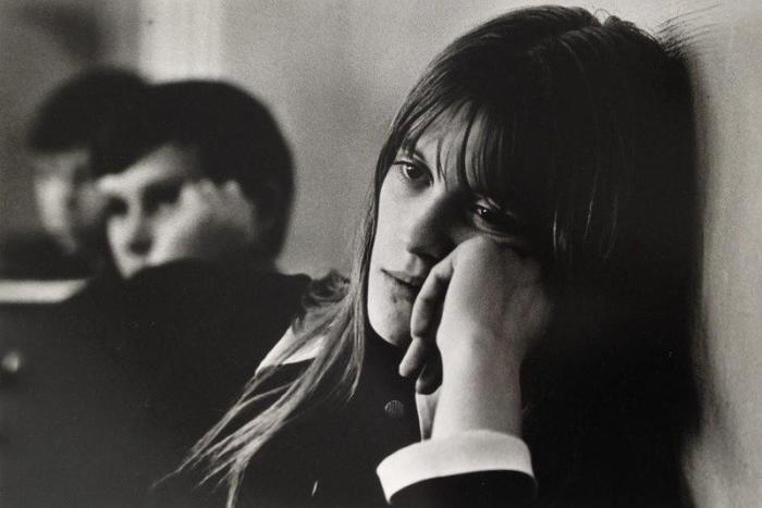 Девушка на вокзале станции Новый Ургал. СССР, 1976 год.