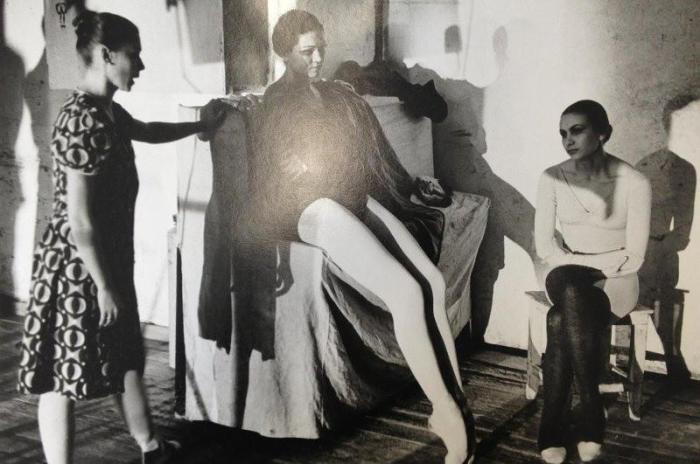 Балерины. СССР, Москва, 1978 год.