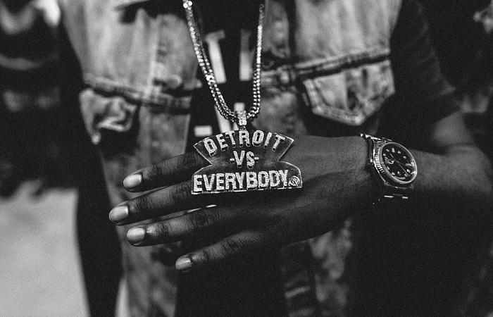 Ретро фотографии, которые позволят окунуться в историю современного Детройта.