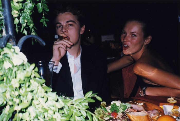 Британская модель с известным американским актёром и продюсером.