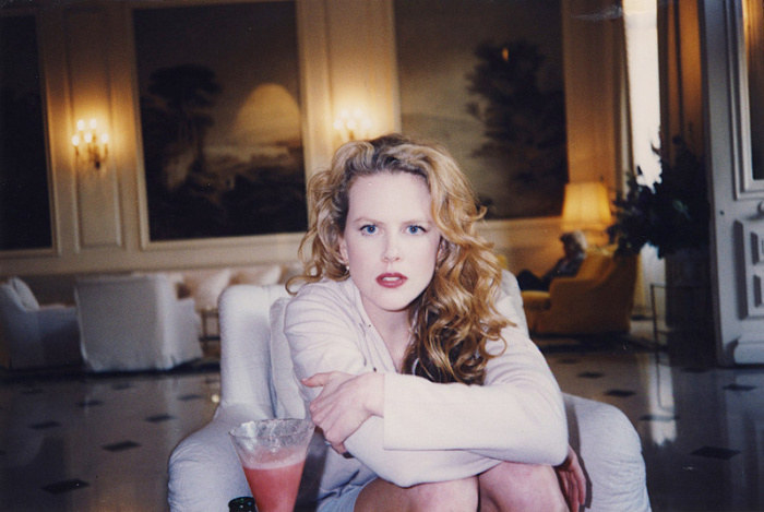 Австралийская актриса в отеле Дю Кап-Эден-Рок.