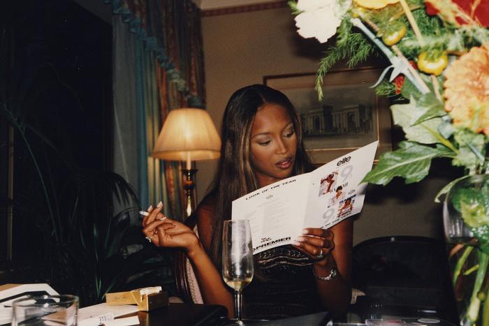 Первая темнокожая модель, которая украсила своими фотографиями обложки популярных мировых журналов.