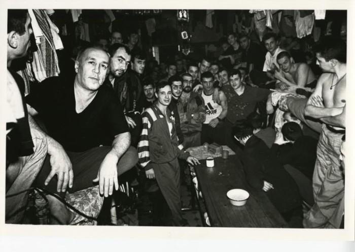 Бутырский следственный изолятор. СССР, Москва, 1998 год.