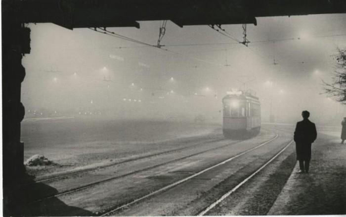 «Белая ночь в Москве». СССР, 1960 год.