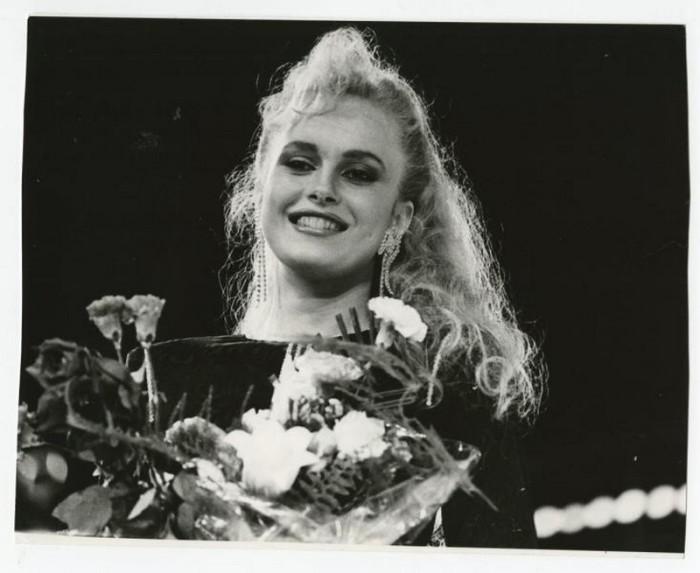 «Московская красавица-1989».