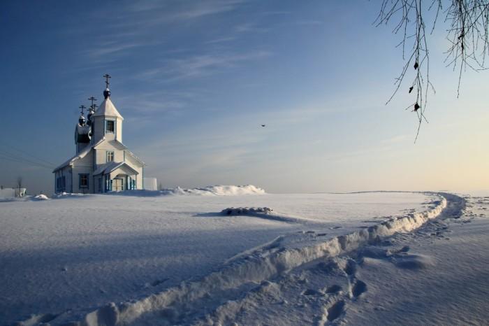 «Свет и чистота». Автор фотографии: Валентина Власенко.