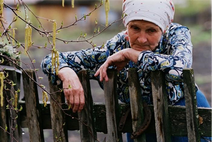 Жительница села. Автор фотографии: Игорь Лагунов.