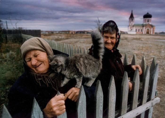 «Старушечье счастье». Автор фотографии: Игорь Лагунов.