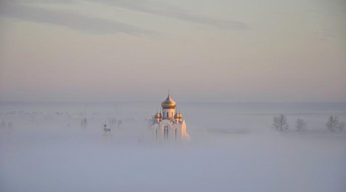 «Храм Рождества Христова». Автор фотографии: Евгений Кузин.