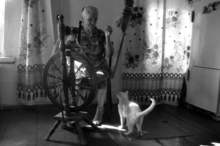 «Бабушка». Автор фотографии: Лилия Даричева.