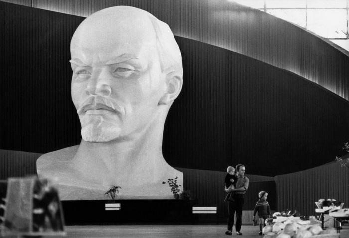 «Выставка достижений СССР». Минск, 1970 год.