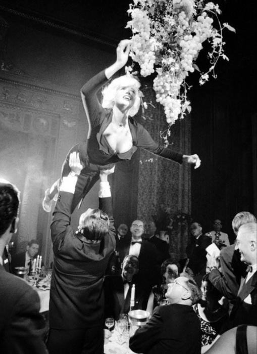 Джейн Менсфилд. Берлин, 1961 год.