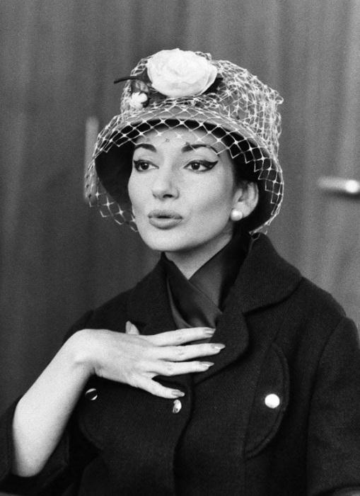 Мария Каллас. Штуттгарт, 1959 год.