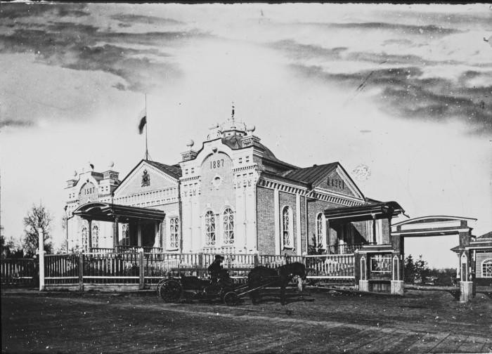 Тобольский музей – один из старейших в Сибири.
