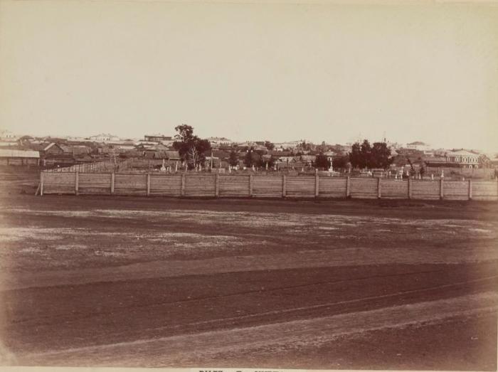 Кладбище города Кургана, которое было основано в далёком 1881 году.