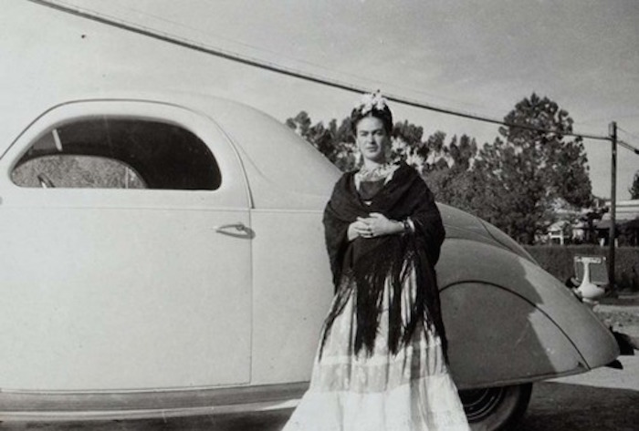 Талантливая мексиканская художница, которая стала наиболее известна благодаря автопортретам.