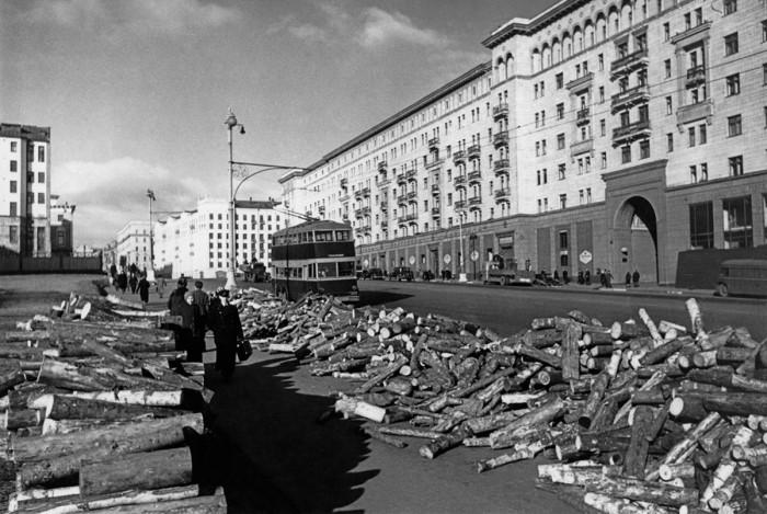 Подготовка к войне. СССР, Москва, 1941 год.