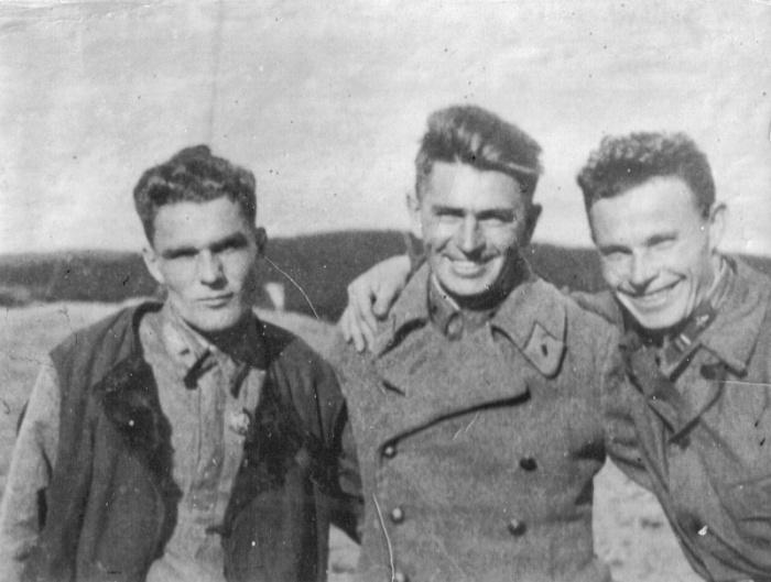 Аэродром Шонгуй. СССР, Мурманская область, 1942 год.
