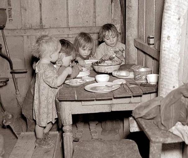 Период Великой депрессии.