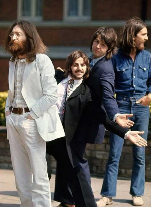«The Beatles» - известная рок-группа.
