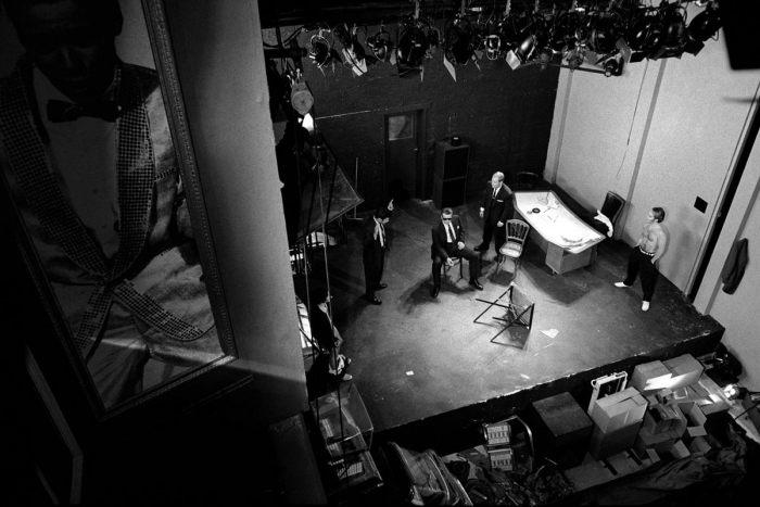 Спектакль Джеза Баттеруорта, режиссера Яна Риксона. Великобритания,Королевский театр Ковент-Гарден, Лондон, 1995 год.