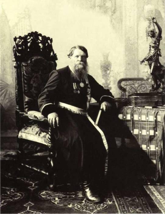 Портретная фотография. Россия, Нижний Новгород, 1900-е годы.