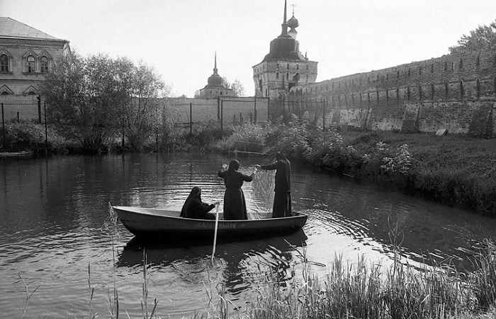 Советская эпоха на знаковых фотографиях Александра Стешанова.