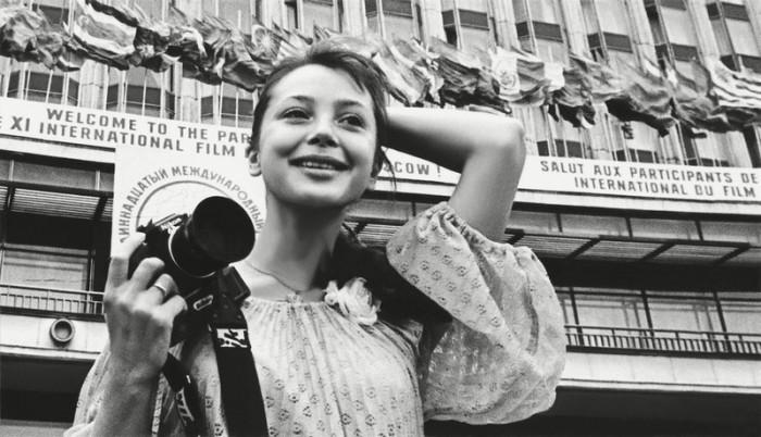 Талантливая российская актриса театра и кино.