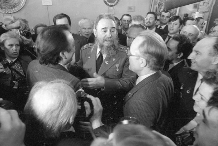 Бессмертный кубинский революционер, государственный и политический деятель.