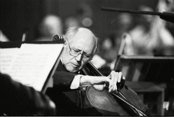 Один из крупнейших музыкантов XX века.