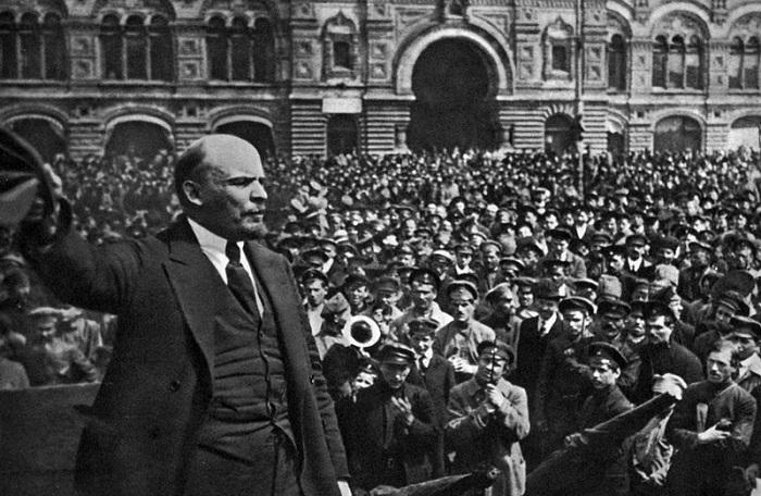 Редкие документальные фотографии Владимира Ленина.