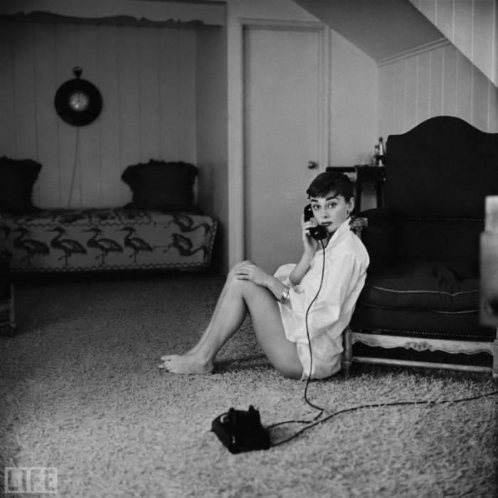 Признанная икона киноиндустрии и стиля. Автор фотографии: Марк Шо, 1954 год.