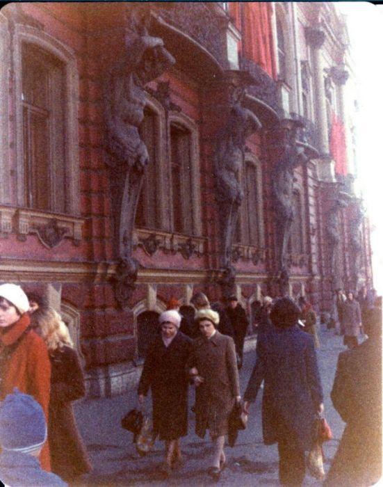 Ленинград в объективе сына американского консула.