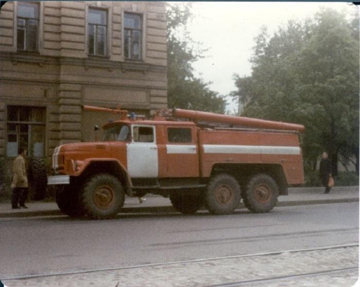 Оперативное транспортное средство.